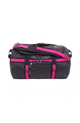 THE NORTH FACE BASE CAMP DUFFEL AW15 - XS - TNF BLACK/LUMINOUS PINK