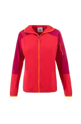 LA SPORTIVA TX LIGHT JACKET WOMENS - GARNET/BEET