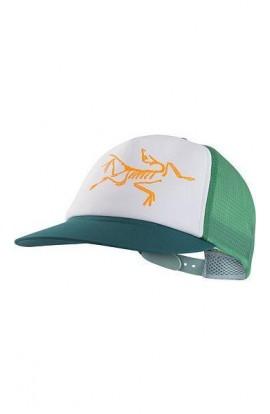 ARC'TERYX BIRD TRUCKER HAT - O/S - LEVITATE/LABYRINTH/DELOS GREY