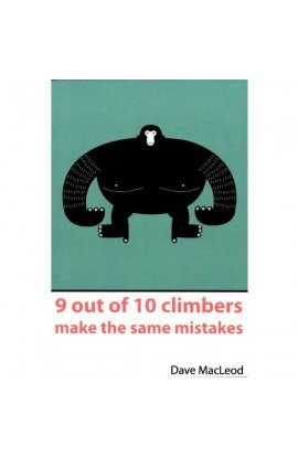 9 OUT OF 10 CLIMBERS - DAVE MACLEOD