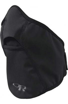 OUTDOOR RESEARCH FACE MASK - BLACK