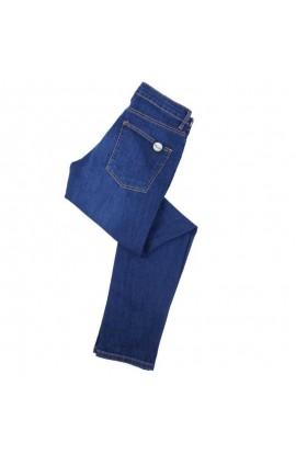 DEWERSTONE STRETCH JEANS - BLUE