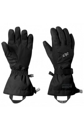 OUTDOOR RESEARCH ADRENALINE WOMENS GLOVE - BLACK