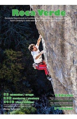 ROCA VERDE - SPORT CLIMBING IN NORTH WEST SPAIN (2ND EDITION)
