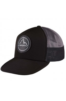 LA SPORTIVA TRAIL TRUCKER - BLACK/CARBON