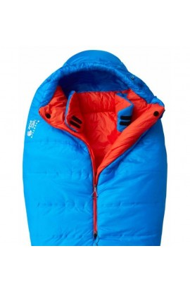 MOUNTAIN HARDWEAR HYPERLAMINA -6C FLAME - REGULAR - HYPER BLUE