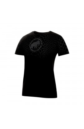 MAMMUT LOGO T-SHIRT - BLACK
