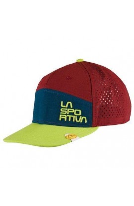 LA SPORTIVA TRAVERSE TRUCKER - APPLE GREEN/CHILI