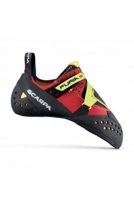 SCARPA FURIA S - RED/YELLOW
