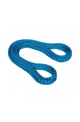 MAMMUT 9.5MM INFINITY PROTECT - 80M - CARIBBEAN BLUE/MARINE
