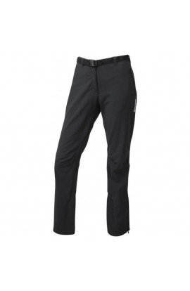MONTANE ALPINE TREK PANT WOMENS  (SHORT) - BLACK