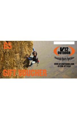 V12 OUTDOOR GIFT VOUCHER - £5
