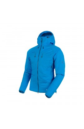 MAMMUT RIME IN FLEX HOODED JACKET MENS