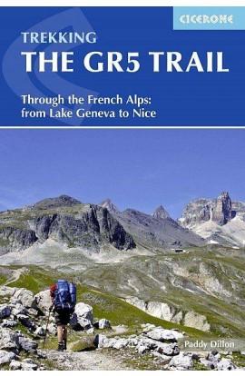 TREKKING THE GR5 TRAIL - CICERONE