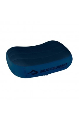 SEA TO SUMMIT AEROS PREMIUM PILLOW - REG - BLUE