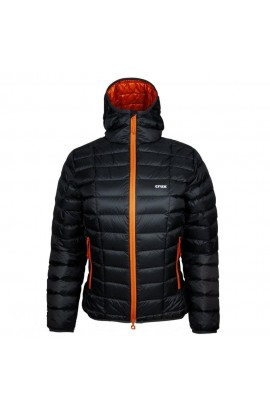 CRUX NEO JACKET WOMENS - ANTHRACITE