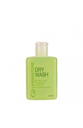 LIFEVENTURE DRY WASH GEL - 100ML