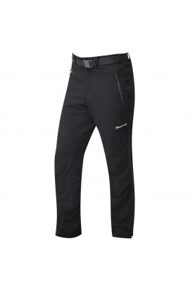 MONTANE TERRA GUIDE PANT MENS - LONG - BLACK
