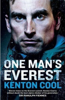 ONE MAN'S EVEREST - KENTON COOL (PAPERBACK)