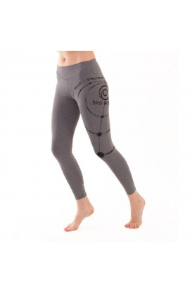 3RD ROCK RE-TITAN ORBIT LEGGINGS - BLACK MARL