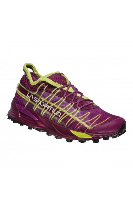 LA SPORTIVA MUTANT WOMENS - PLUM/GREEN