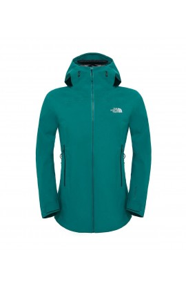 THE NORTH FACE POINT FIVE JACKET WOMENS - CONIFER TEAL