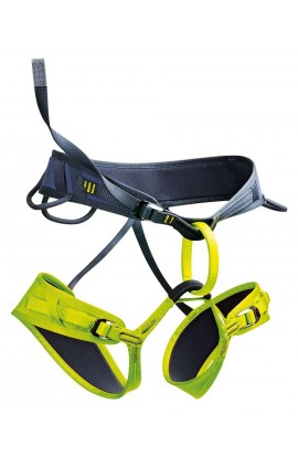 EDELRID WING HARNESS - M - SLATE/OASIS