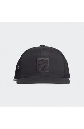 FIVE TEN H90 TRUCKER CAP - BLACK