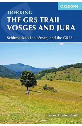 TREKKING THE GR5 TRAIL - VOSGES AND JURA