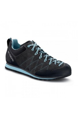 SCARPA CRUX WOMENS - SHARK/BLUE RADIANCE