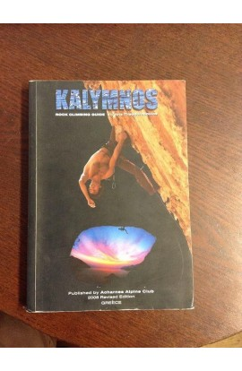 KALYMNOS ROCK CLIMBING GUIDE (2008 EDITION)