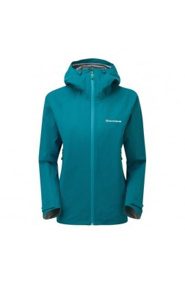 MONTANE SURGE JACKET WOMENS - UK 12 - ZANSKAR BLUE
