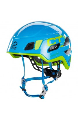 CLIMBING TECHNOLOGY ORION HELMET - BLUE/GREEN