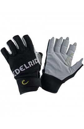 EDELRID WORK GLOVE OPEN - SNOW