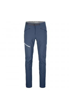 ORTOVOX BRENTA PANT MENS - BLUE LAKE