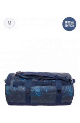 THE NORTH FACE BASE CAMP DUFFEL - M - COSMIC BLUE BLUEPRINT