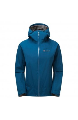 MONTANE PAC PLUS JACKET WOMENS - NARWHAL BLUE