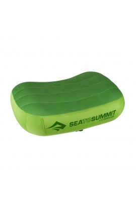 SEA TO SUMMIT AEROS PREMIUM PILLOW - LARGE - LIME