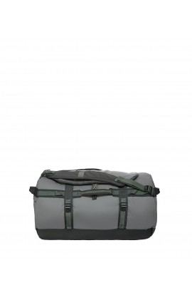THE NORTH FACE BASE CAMP DUFFEL AW16 - S - ZINC GREY/DUCK GREEN
