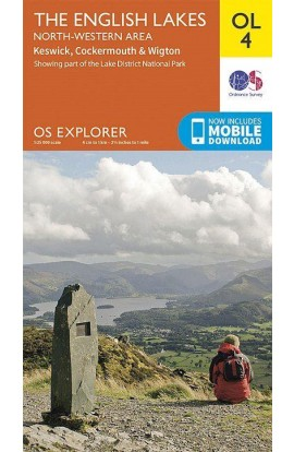 OS EXPLORER OL4 - WITH DOWNLOAD