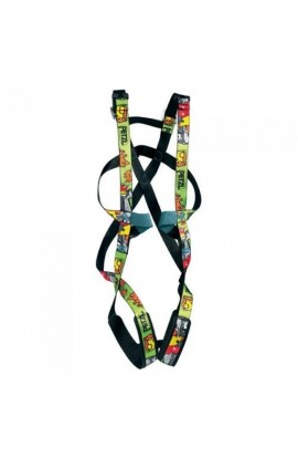 PETZL OUISTITI KIDS ROCK CLIMBING HARNESS