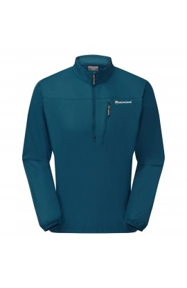 MONTANE FEATHERLITE SMOCK - NARWHAL BLUE