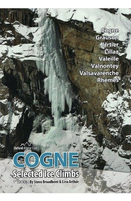 COGNE: SELECTED ICE CLIMBS