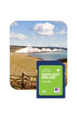 SATMAP SOUTH EAST ENGLAND