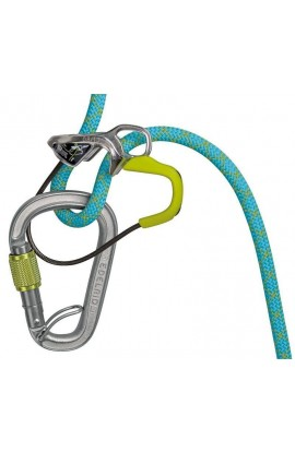 EDELRID MEGA JUL BELAY KIT - STEEL