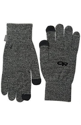 OUTDOOR RESEARCH BIOSENSOR GLOVES MENS - CHARCOAL