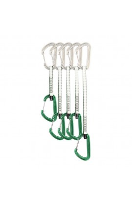 DMM SPECTRE 2 QUICKDRAW - GREEN - TRAD SET