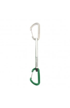 DMM SPECTRE QUICKDRAW - 18CM - GREEN - 5 PACK