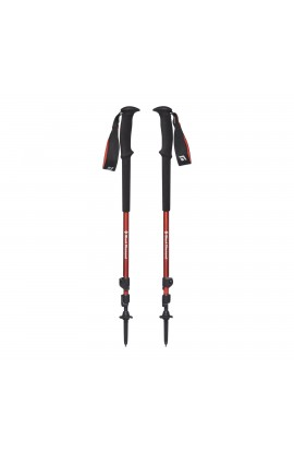 BLACK DIAMOND TRAIL POLES - 64-140CM - PICANTE