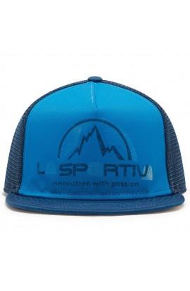 LA SPORTIVA TRUCKER CAP - NEPTUNE/OPAL
